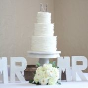 Ruffles Wedding Cakes Missouri