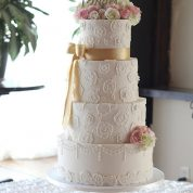 4 tier Wedding Cakes Missouri