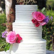 Buttercream Wedding Cakes Missouri
