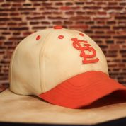 Cardinals Baseball Hat Groom