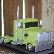 Semi Truck Groom