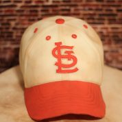 St Louis Cardinals Hat Groom
