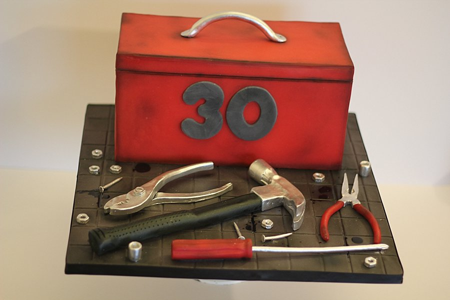 Tools Hammer Pliers Groom's Cakes Springfield MO