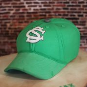 Springfield Catholic Green Hat Groom