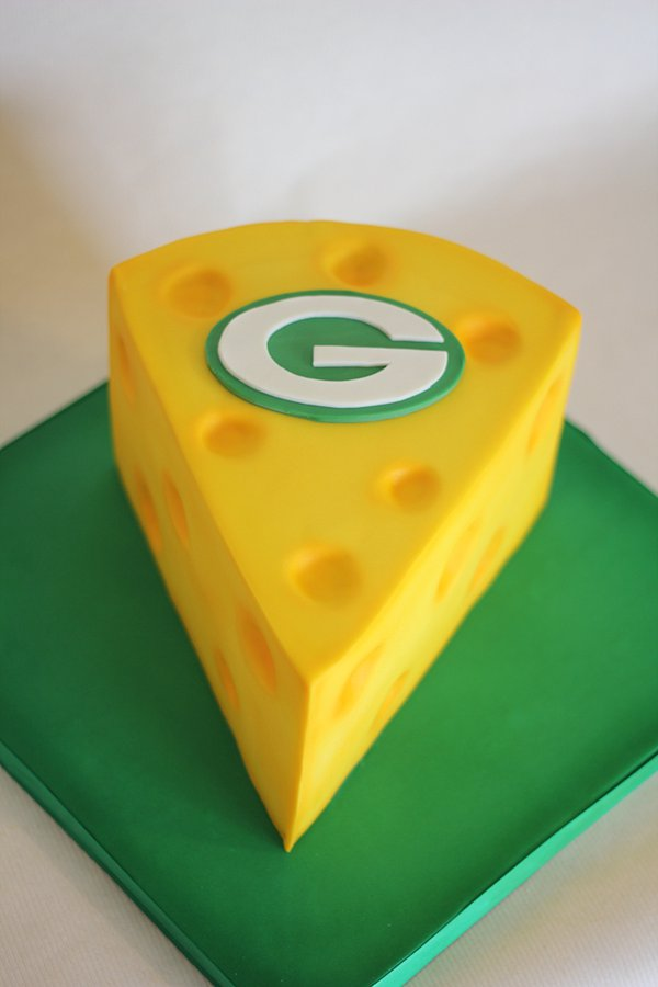 Green bay cheese Groom's Cakes Springfield MO