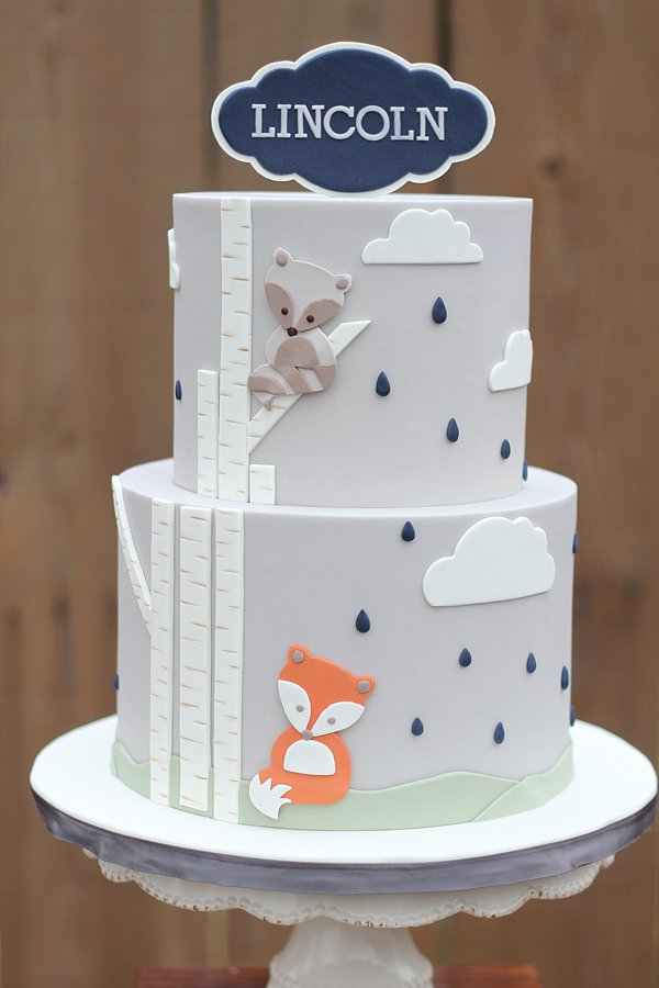Birthday Cake Designs Animals
