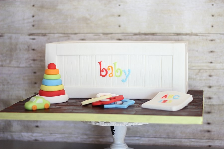 Baby Box toys Baby Shower Cakes Springfield