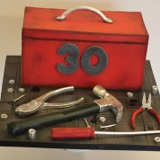 Tool Box Hammer Birthday Cakes Missouri