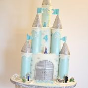 Princes Castle Frozen Birthday Cakes Missouri