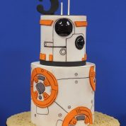 Robot Birthday Cakes Missouri