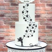 Tinker Bell stars Birthday Cakes Missouri