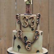Walking Dead Birthday Cakes Missouri