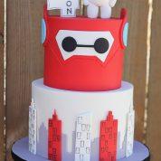 City Transformer Birthday Cakes Missouri