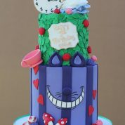 Alice in Wonderland Birthday Cakes Missouri
