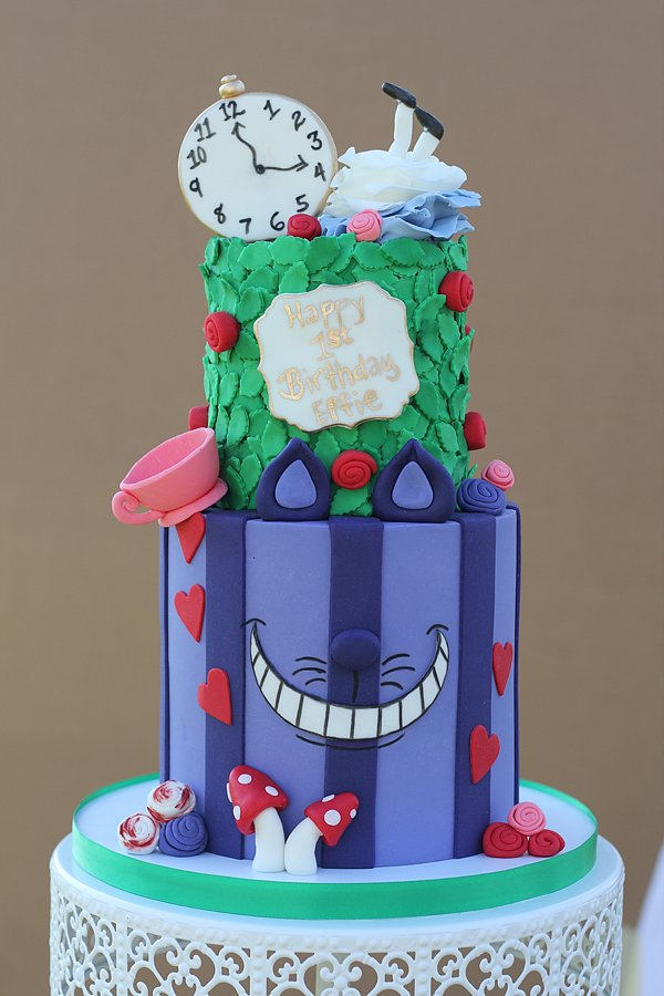 Alice in Wonderland Birthday Cakes Missouri
