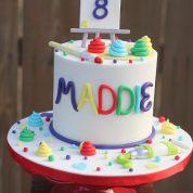 Paint 8 Brush Birthday Cakes Missouri