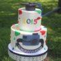 Graduation Camera Birthday Cakes Missouri