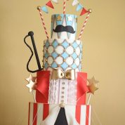 Circus Birthday Cakes Missouri