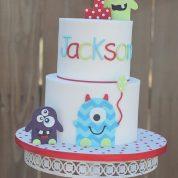 Monsters Balloon 1st Birthday Cakes Missouri