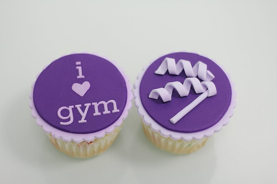 Gym Cup Cakes Birthday Cakes Missouri