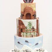 Star Wars Birthday Cakes Missouri