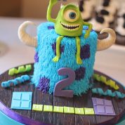 Monsters Inc Birthday Cakes Missouri