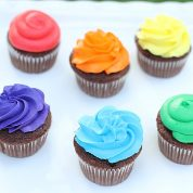 Cupcakes Colorful Birthday Cakes Missouri