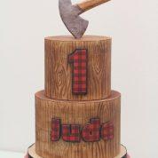 Ax Log Birthday Cakes Missouri