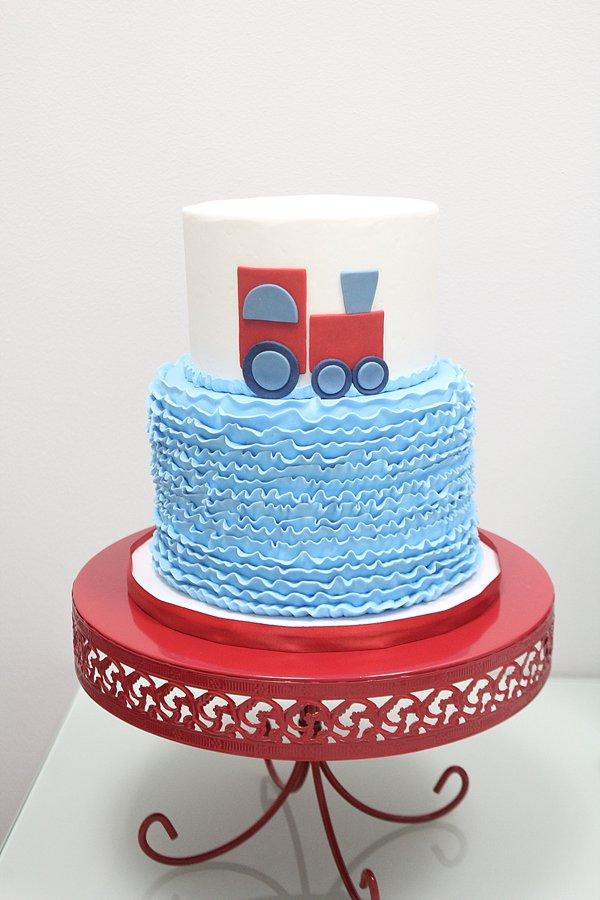 Birthday Cakes 187 Charity Fent Cake Design