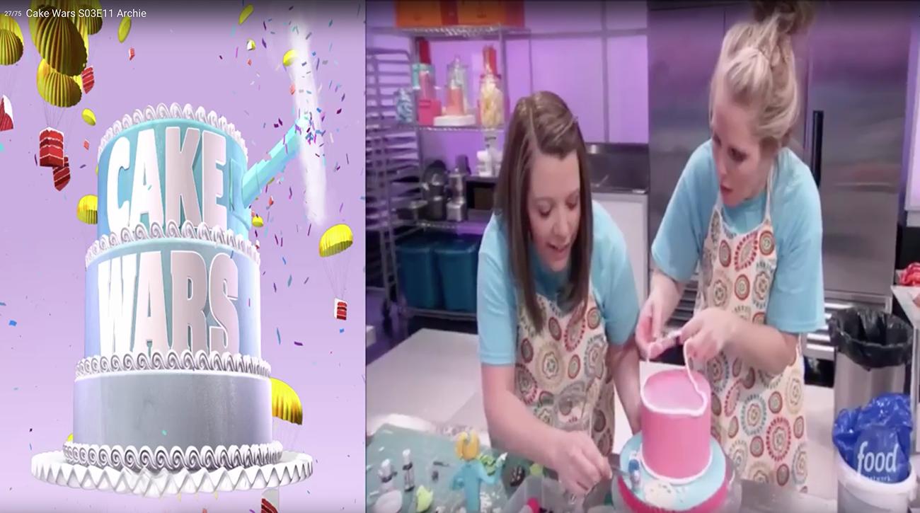 Charity Cake Wars