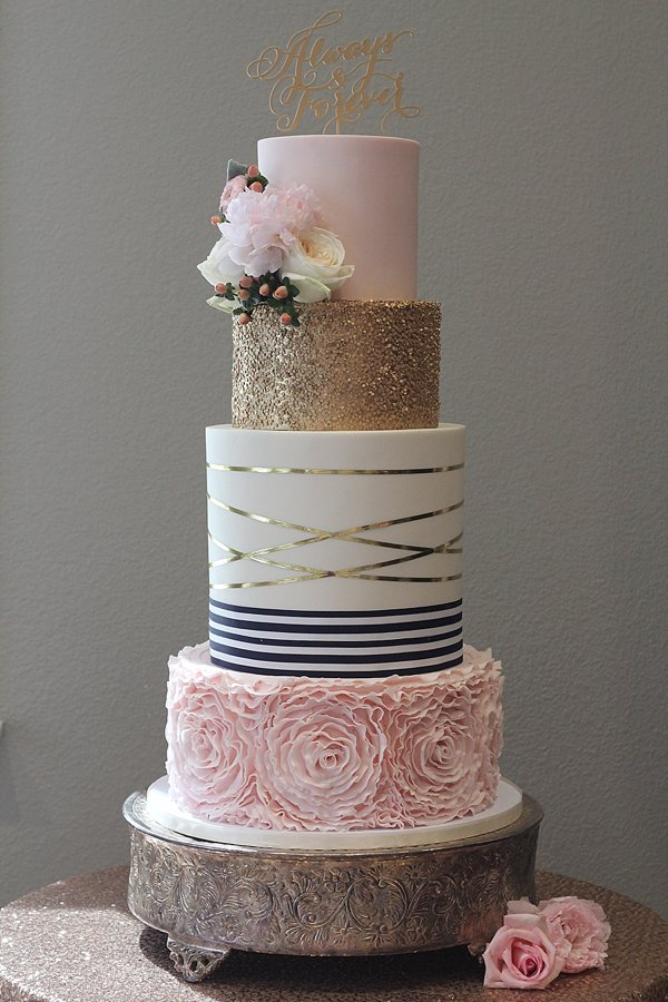 Stunning wedding cake charity fent cake design wedding cakes springfield mo0400 junglespirit Gallery