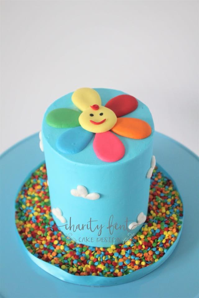 Baby Shower Amp Smash Cakes 187 Charity Fent Cake Design