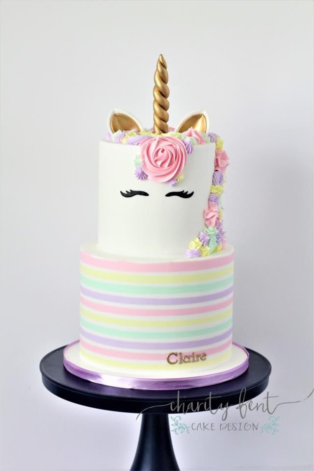 Miraculous 1St Birthday Unicorn Cake Charity Fent Cake Design Birthdays Funny Birthday Cards Online Alyptdamsfinfo