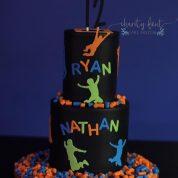 Skyline Cake