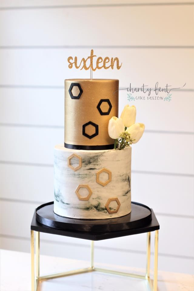 Admirable Modern And Sophisticated Birthday Cake Charity Fent Cake Design Funny Birthday Cards Online Alyptdamsfinfo
