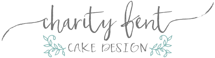 Charity Fent Cake Design logo